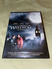 An American Werewolf in London Dvd New 2-Disc Set Full Moon Edition Movie