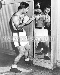 Boxing- Rocky Marciano -Training -Heavyweight Champion