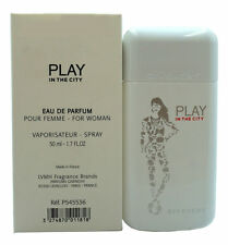 PLAY IN THE CITY BY GIVENCHY FOR WOMEN EAU DE PARFUM SPRAY 50 ML / 1.7 OZ. (T)