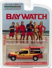 2017 GreenLight HOLLYWOOD BAYWATCH 2016 FORD F-150 LIFEGUARD PICKUP TRUCK