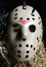 😈MASK OF THE MONTH DEAL😈FRIDAY 13TH PART VI MASK,HORROR,JAYSTEAD79.PROP,NEW