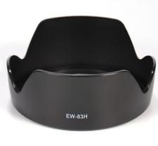 EW-83H Camera Flower Shape Lens Hood EW-83H 77mm For Canon EF24-105mmF4L IS USM