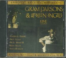 Parsons, Gram & the tombent Angels Live 1973 24 carats gold CD neuf emballage d'origine sealed