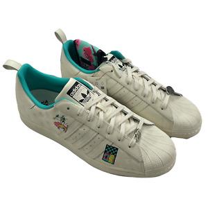 adidas Superstar Arizona Men's Originals Shoes GZ2874 White Size 14 New in Box