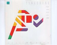 CD TANGERINE DREAMoptical raceGERMAN 1988 EX+  (A4668)