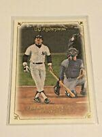 2007 UD Masterpieces Baseball Base Card #18 - Reggie Jackson - New York Yankees