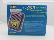 MRC Super Brain 959 AC/DC Delta Peak NiCd NiMH Battery Charger w/LCD RB959