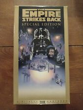 The Empire Strikes Back (Vhs, 1997, Special Edition)