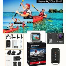 Ultra HD 4K Digital Camera Action Outdoor Sport Camera+25 Piece Accessory Bundle