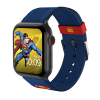 MobyFox Superman Apple Watch 38mm, 40mm, 42mm, 44mm Band ST-WNR22DCC2004