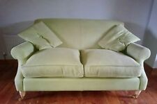 *SOFA WORKSHOP* Miss Firefly 2 Seater Sofa Howard Style with Castors