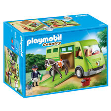 Playmobil Country Horse Transporter 6928 NEW