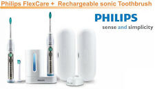 Philips Sonicare FlexCare + Rechargeable Toothbrush 2 Handpiece HX6972/34