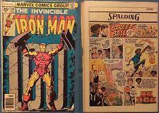 INVINCIBLE IRON MAN 100 RARE 35 CENT PRICE VARIANT VG/VG- .35 MARVEL TONY STARK