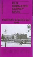Mapa De staincliffe & Batley Carr 1906
