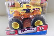 Monster Jam Truck Edge Glow FULLBOAR & Topps Trading Card