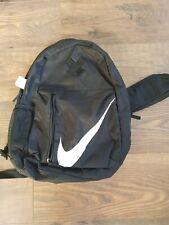 Nike Black Elemental Backpack Blue/White BA5405-101 BAG Gym Back To School Books