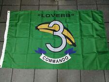 Rhodesia light Infantry 3rd Battalion Lovers commando  Flag 3X5  ft