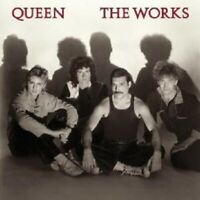 "QUEEN ""THE WORKS"" CD 2011 REMASTERED NEW"