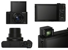 SONY DSC-HX90 18MP Compact Digital Camera Tiltable LCD WiFi NFC HD DSC-HX90B NEW
