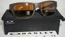 Oakley New Sunglasses Jupiter Square Woodgrain Prizm Tungsten Polar OO9135-3556