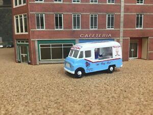 Mister softee diecast code 3 1/76 Lesney Commer Ice Cream Van.