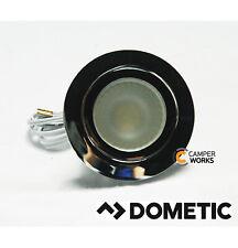 Dometic L23RM 12V/8W With Chrome Bevel LED Downlight - Motorhome/Camper/Caravan