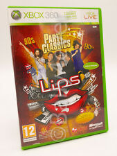 Party Classics Lips Xbox 360 - PAL FR