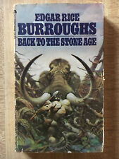 Edgar Rice Burroughs BACK TO THE STONE AGE ACE 04632 Frank Frazetta Cover Art!!!