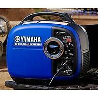 GE CDF Yamaha 2000-Watt Portable Digital Quiet Inverter Generator #EF2000ISV2