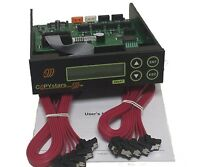 Copystars 1-11/12 CD DVD Blu-ray SATA Burner Duplicator controller ISO PC Smart