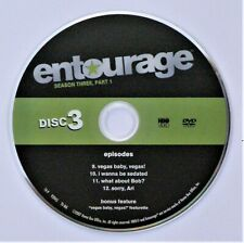 ENTOURAGE SEASON 3 DISC 3  REPLACEMENT DVD DISC ONLY
