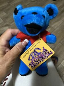 Jerry Garcia Liquid Blue Tennesee Jed Bear