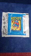 1979 80 Topps NHL Hockey Wax Pack Wrapper Wayne Gretzky Rookie Bazooka Gum Ad