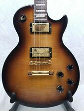 Gibson Les Paul Studio Electric Guitar 2005 Tobacco Burst Gig Bag