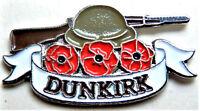 RED POPPY BADGE DUNKIRK 1940 WAR SOLDIER MILITARY THE ROYAL BRITISH LEGION 2018