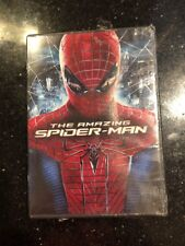 The Amazing Spider-Man (DVD, 2012, Widescreen) Andrew Garfield, Emma Stone