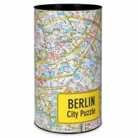 Berlin City Street Map Jigsaw Puzzle 500 pieces 48 x 36 cm - difficult - gift