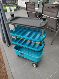 HAZET Assistent 166N Werkstattwagen Werkzeugwagen Werkstatt Wagen