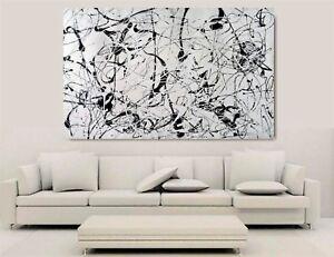 Canvas Wall Art - Jackson Pollock - Number 23