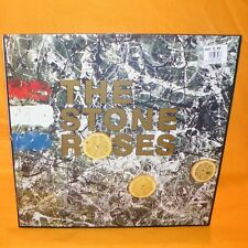 """1990 SILVERTONE RECORDS THE STONE ROSES 12"""" LP ALBUM VINYL UK REISSUE RARE"""
