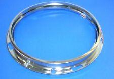 MG 157-300 Retaining Rim Plate,Chromed Steel