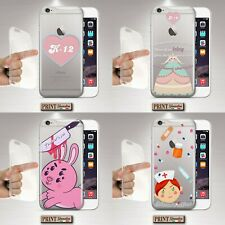 Cover For , Wiko, Crybaby, Fans, Silicone, Soft, Case, Pop ,Clear,Pastels