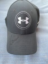 Jordan Spieth Signed Autographed JS Under Armor Golf Hat WITH PROOF