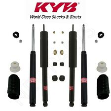 For Mazda RX-7 Front & Rear Strut Cartridges with Shock Absorbers & Bellows KYB