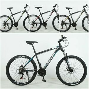Cullen 27.5 Inch Wheel Mountain Bike 21 Speed Shimano Alloy Frame Bicycle
