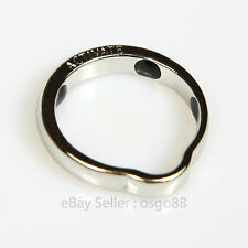 ACTIVA RING Silver, Penis Impotence Erection Delay Aid Stainless Steel ring