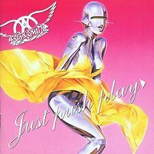 Aerosmith Just push play (2001) [CD]