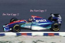 Aguri Suzuki Jordan 194 Pacific Grand Prix 1994 Photo 1