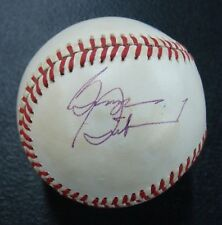 New York Yankees George Steinbrenner Signed OAL Baseball Autograph Auto JSA